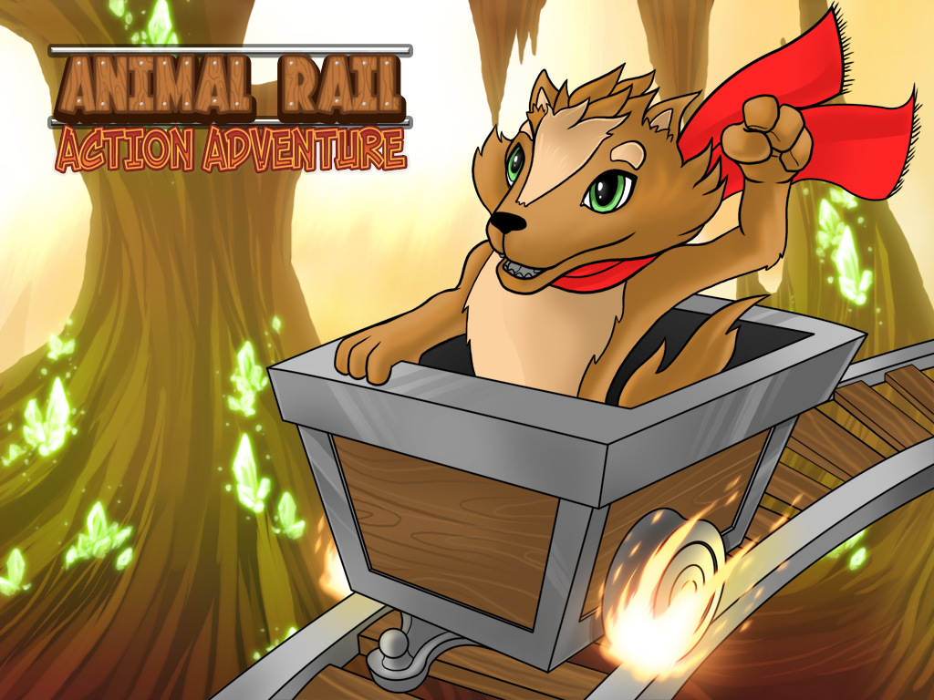 Animal Rail Action Adventure