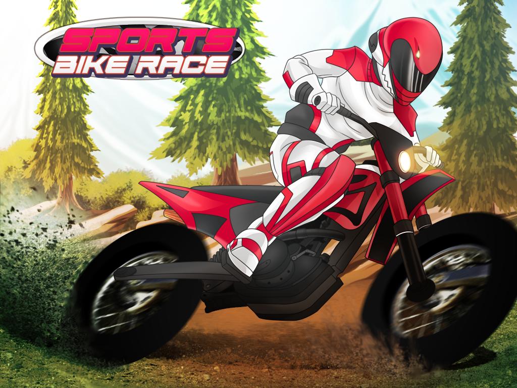 Sports Bike Race