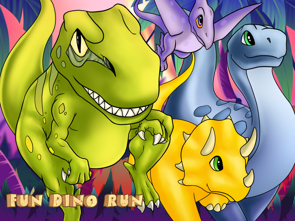 Fun Dino Run
