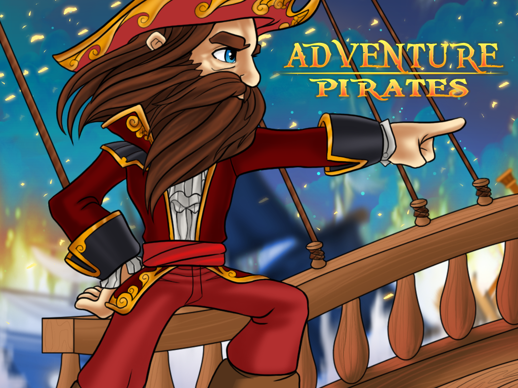Adventure Pirates