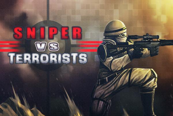 Sniper VS Terrorist