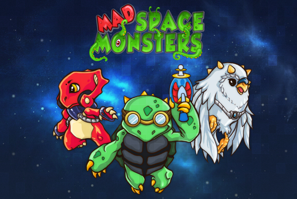 Mad Space Monsters
