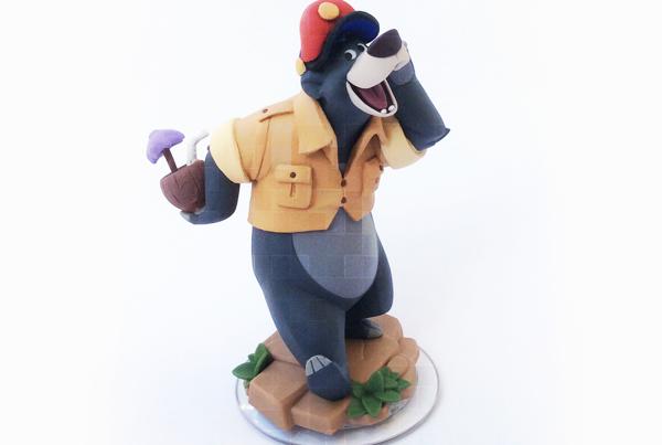Disney Infinity Custom Tale Spin Baloo