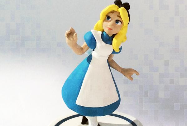 Disney Infinity Custom Classic Alice