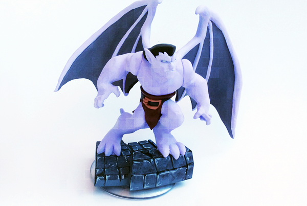 Disney Infinity Goliath Custom Figure