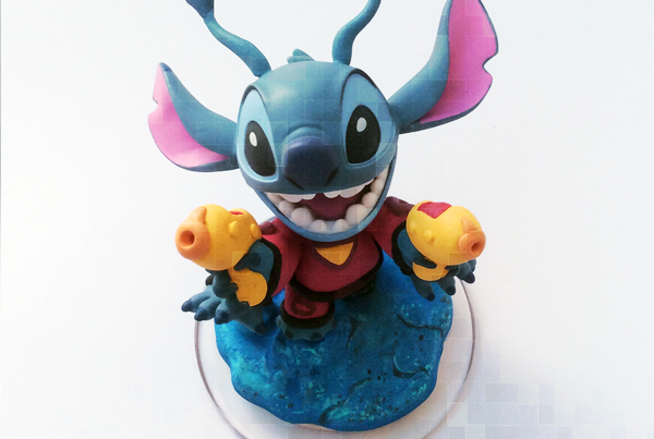 Disney Infinity Custom Experiment 626 Stitch